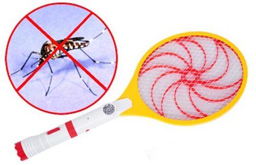 Pháp 'thổi còi' vợt bắt muỗi Trung Quốc kém chất lượng gây giật cho người dùng - Ảnh 1