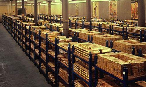 Điểm danh những quốc gia dự trữ nhiều vàng nhất thế giới - Ảnh 4