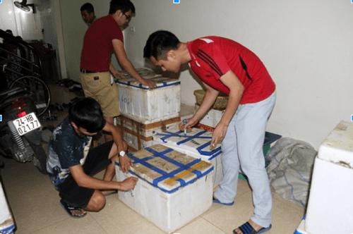 Dân công sở đổ xô mua bánh trung thu handmade - Ảnh 1
