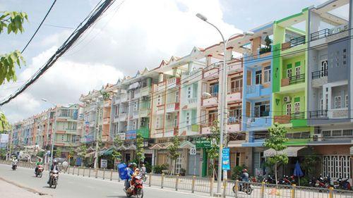 Giá nhà phố tăng 15 - 20% - Ảnh 1