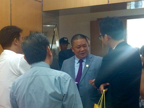 Chủ tịch Hoa Sen Group Lê Phước Vũ: Nhiều người thấy Formosa nên sợ - Ảnh 1