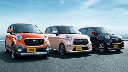 Toyota Nhật 250 triệu dành cho chị em phụ nữ ra mắt thị trường - Ảnh 1