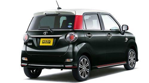 Toyota Nhật 250 triệu dành cho chị em phụ nữ ra mắt thị trường - Ảnh 2