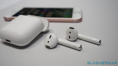 Giá bán tai nghe không dây AirPods và đồng hồ Apple Watch - Ảnh 1