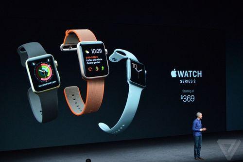 Giá bán tai nghe không dây AirPods và đồng hồ Apple Watch - Ảnh 2