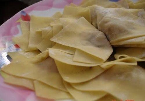 Mì vằn thắn - ăn hoành thánh theo kiểu Việt Nam - Ảnh 4