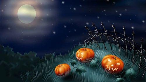 Những hình ảnh Halloween 2016 đẹp gửi tặng người thân yêu - Ảnh 11
