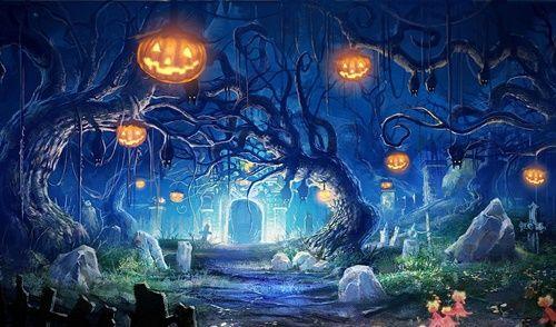 Những hình ảnh Halloween 2016 đẹp gửi tặng người thân yêu - Ảnh 16