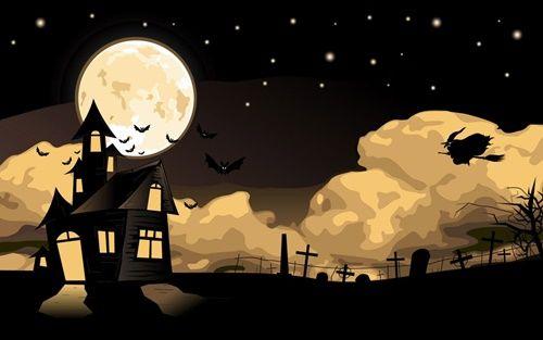 Những hình ảnh Halloween 2016 đẹp gửi tặng người thân yêu - Ảnh 8