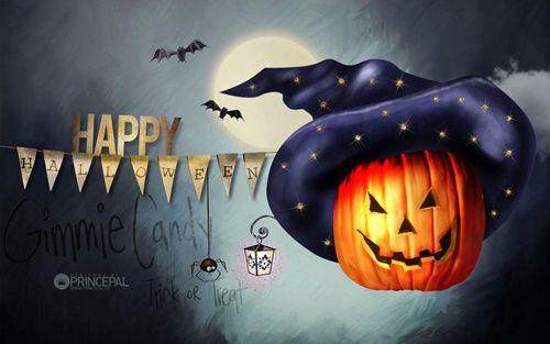 Những hình ảnh Halloween 2016 đẹp gửi tặng người thân yêu - Ảnh 9