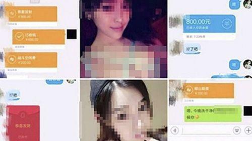 Gã đàn ông dùng ảnh nữ sinh lừa tiền hơn 40 khách làng chơi  trực tuyến - Ảnh 1