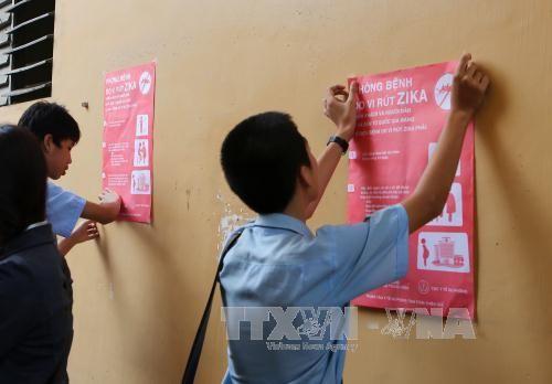 Thêm 2 trường hợp mới nhiễm vi rút Zika ở Việt Nam - Ảnh 1