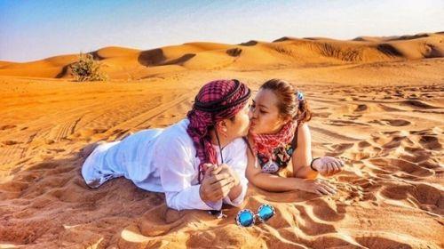 Màn thách cưới đặc biệt: Đi qua 20 nước mới về chung một nhà - Ảnh 4