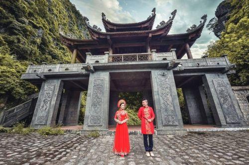 Màn thách cưới đặc biệt: Đi qua 20 nước mới về chung một nhà - Ảnh 10