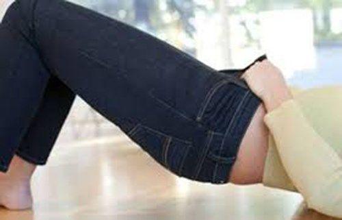 Suýt phải cưa chân vì dại dột mặc quần skinny quá chật - Ảnh 3