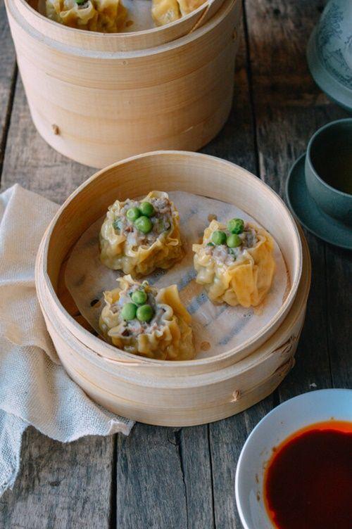 Cách làm xíu mại tôm thịt hấp đúng vị của Trung Hoa - Ảnh 8