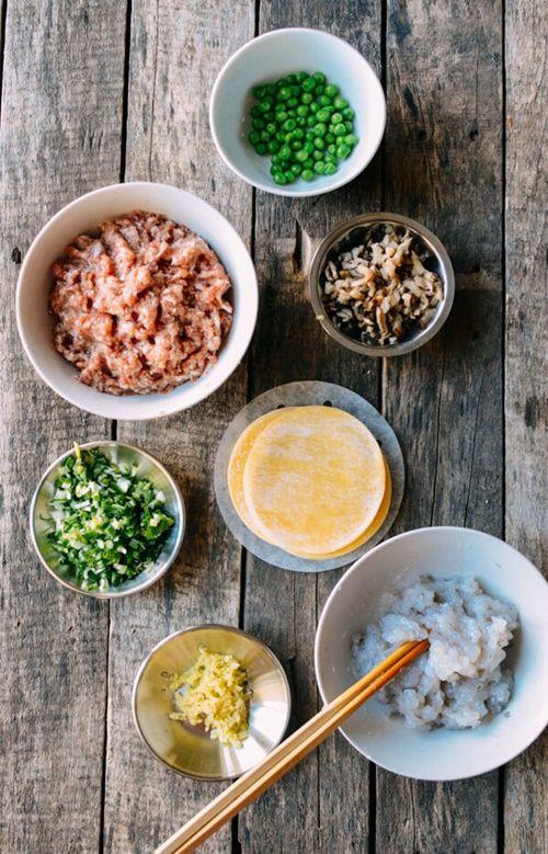 Cách làm xíu mại tôm thịt hấp đúng vị của Trung Hoa - Ảnh 1