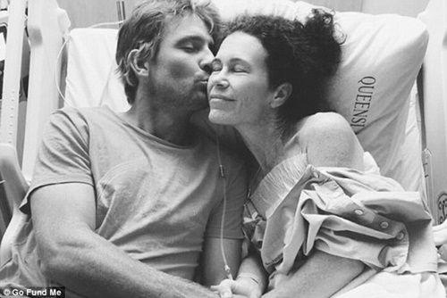 Xúc động người chồng kiên trì giúp vợ đánh bại bệnh ung thư bằng detox rau quả - Ảnh 1