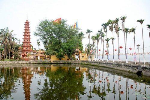 Chùa Trấn Quốc vào top chùa đẹp nhất thế giới - Ảnh 1