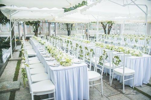 Cặp đôi chi 50 triệu đồngtrang trí nhà ngày cưới bằng hoa lan hồ điệp nhập khẩu - Ảnh 5
