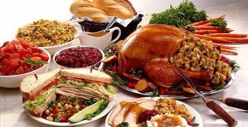 Thực đơn bữa ăn trong ngày lễ Tạ Ơn sẽ khiến nhiều người bất ngờ - Ảnh 1