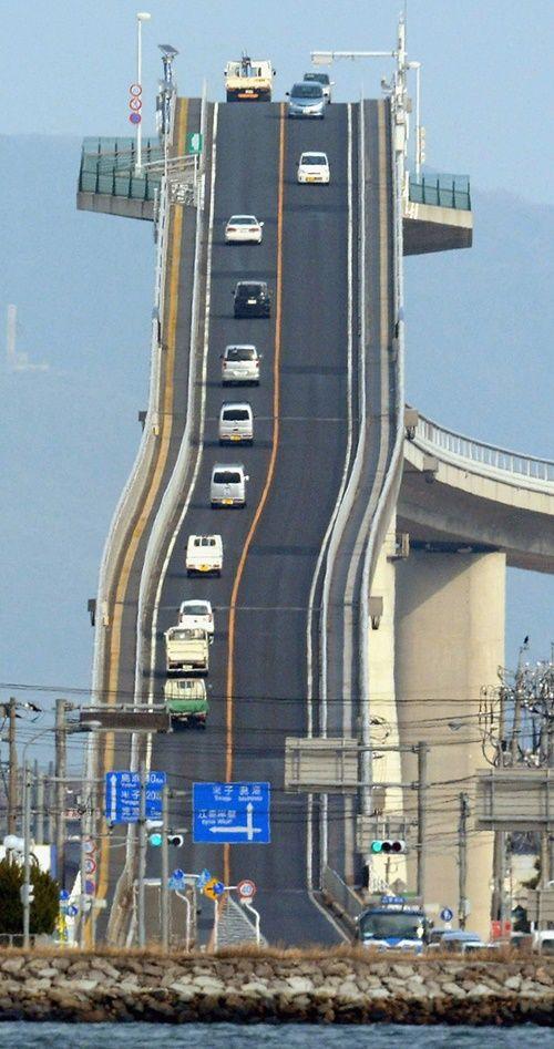 15 cây cầu điên rồ và đáng sợ nhất thế giới – Phần 2 - Ảnh 5