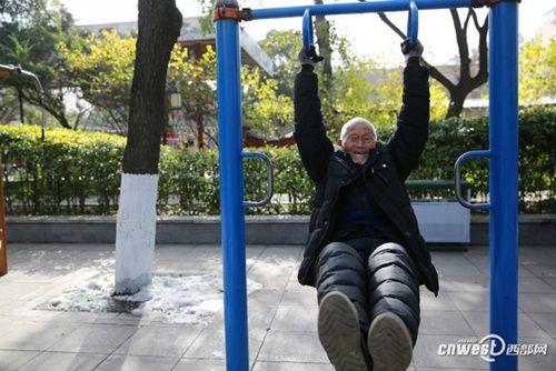 """Cụ ông 101 tuổi mệnh danh là người sống """"lành mạnh"""" nhất nổi tiếng mạng xã hội - Ảnh 1"""