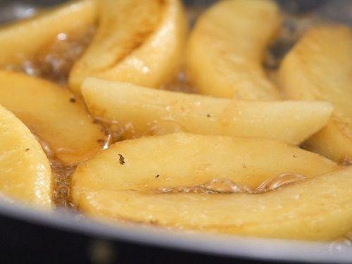 Cách làm món thịt lợn nướng táo thơm phức - Ảnh 8