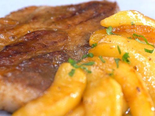 Cách làm món thịt lợn nướng táo thơm phức - Ảnh 9