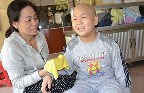 Cậu bé ung thư 11 tuổi mơ làm CSGT đã có một hành trình thật mạnh mẽ - Ảnh 2