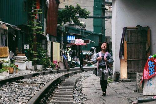 Những 'mảnh' tuổi thơ trên phố đường tàu Lê Duẩn - Ảnh 6