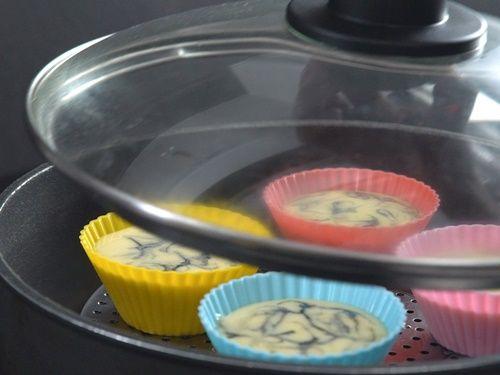 Bánh cẩm thạch hấp - Không chỉ đơn giản là để ăn - Ảnh 7