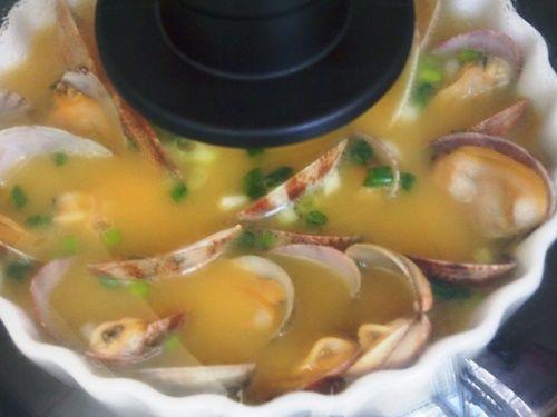 Cách làm trứng hấp ngao tươi thơm ngon bổ dưỡng - Ảnh 7