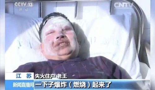 Người đàn ông liều mình xông vào chỗ hiểm nguy để cứu người dân trong vụ nổ gas - Ảnh 2