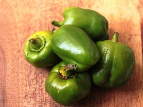 Ớt chuông xanh nhồi tôm – món ăn ngon, đẹp mắt dành cho cả gia đình - Ảnh 1