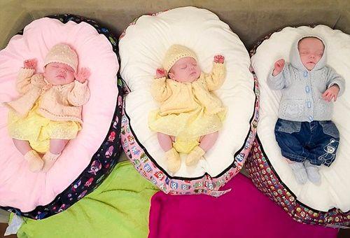 Kì lạ người phụ nữ sinh 4 đứa con trong vòng 11 tháng - Ảnh 2