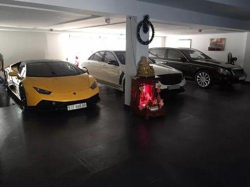 """Cường """"đô la"""" có thêm cặp đôi Maybach 62S và Ferrari 488 GTB - Ảnh 2"""