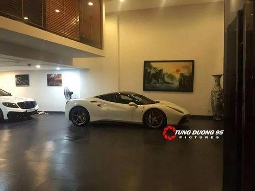 """Cường """"đô la"""" có thêm cặp đôi Maybach 62S và Ferrari 488 GTB - Ảnh 3"""