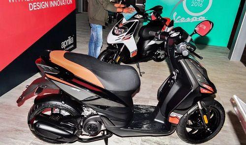 Ngắm xe ga Aprilia SR 150 có giá chỉ 21,5 triệu Đồng - Ảnh 1