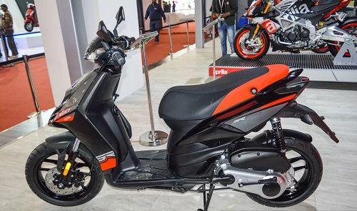 Ngắm xe ga Aprilia SR 150 có giá chỉ 21,5 triệu Đồng - Ảnh 2