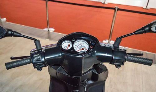 Ngắm xe ga Aprilia SR 150 có giá chỉ 21,5 triệu Đồng - Ảnh 6