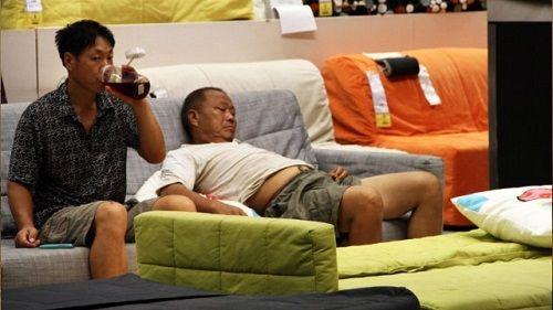 Ngạc nhiên với cách chống nóng mới của người Bắc Kinh - Ảnh 1
