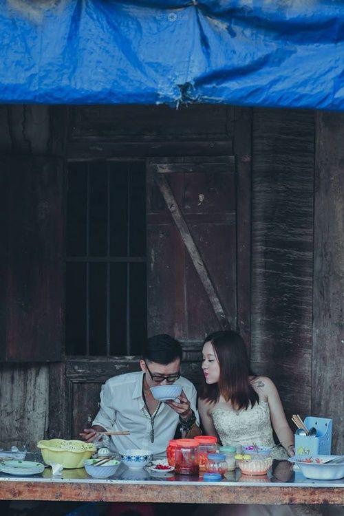 """Bộ ảnh cưới 0 đồng đẹp tuyệt từ """"500 anh em"""" là bạn bè của chú rể nhiếp ảnh - Ảnh 2"""