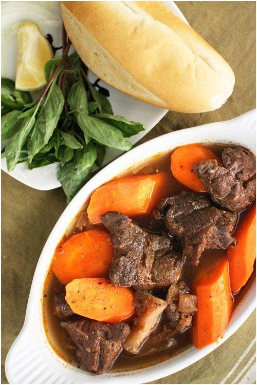 Cuối tuần vào bếp với món bò kho nước dừa Nam Bộ thơm phức - Ảnh 1