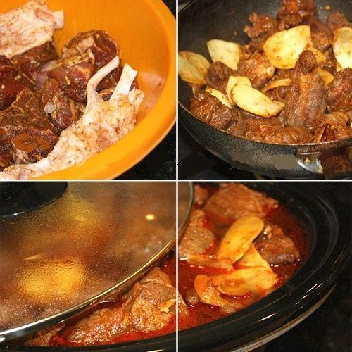 Cuối tuần vào bếp với món bò kho nước dừa Nam Bộ thơm phức - Ảnh 2