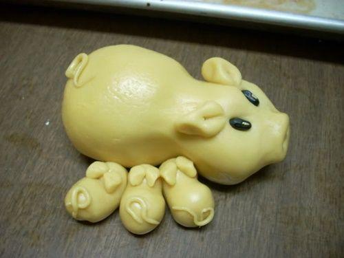 """Mẹ và bé cùng nhau cho """"lợn trung thu"""" vào rọ nào - Ảnh 14"""
