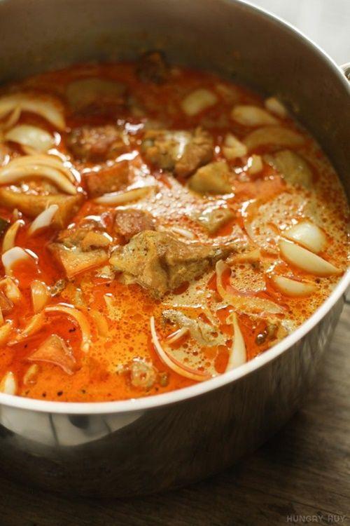Cùng vào bếp làm món cà ri gà thơm ngon đậm đà - Ảnh 4