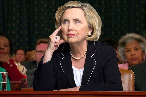 Chân dung người phụ nữ chuyên đóng giả Hillary Clinton - Ảnh 2