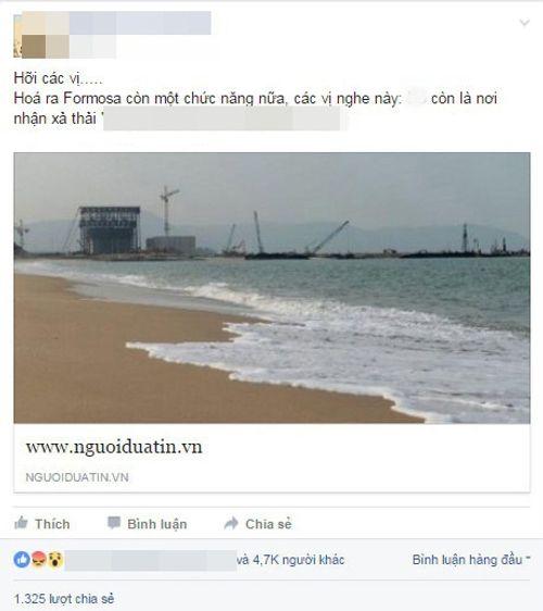 Dân mạng phẫn nộ tàu Trung Quốc chở bùn bô xít nhập vào Formosa - Ảnh 1