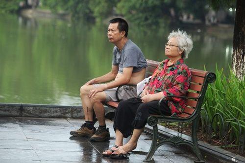 Một Hà Nội vắng vẻ, yên bình trong ngày Quốc Khánh - Ảnh 7